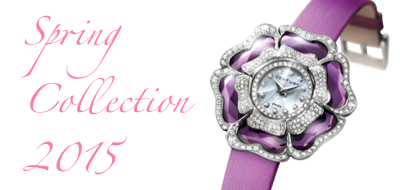 スプリングコレクション2015-ハッピーオーラを纏う春-