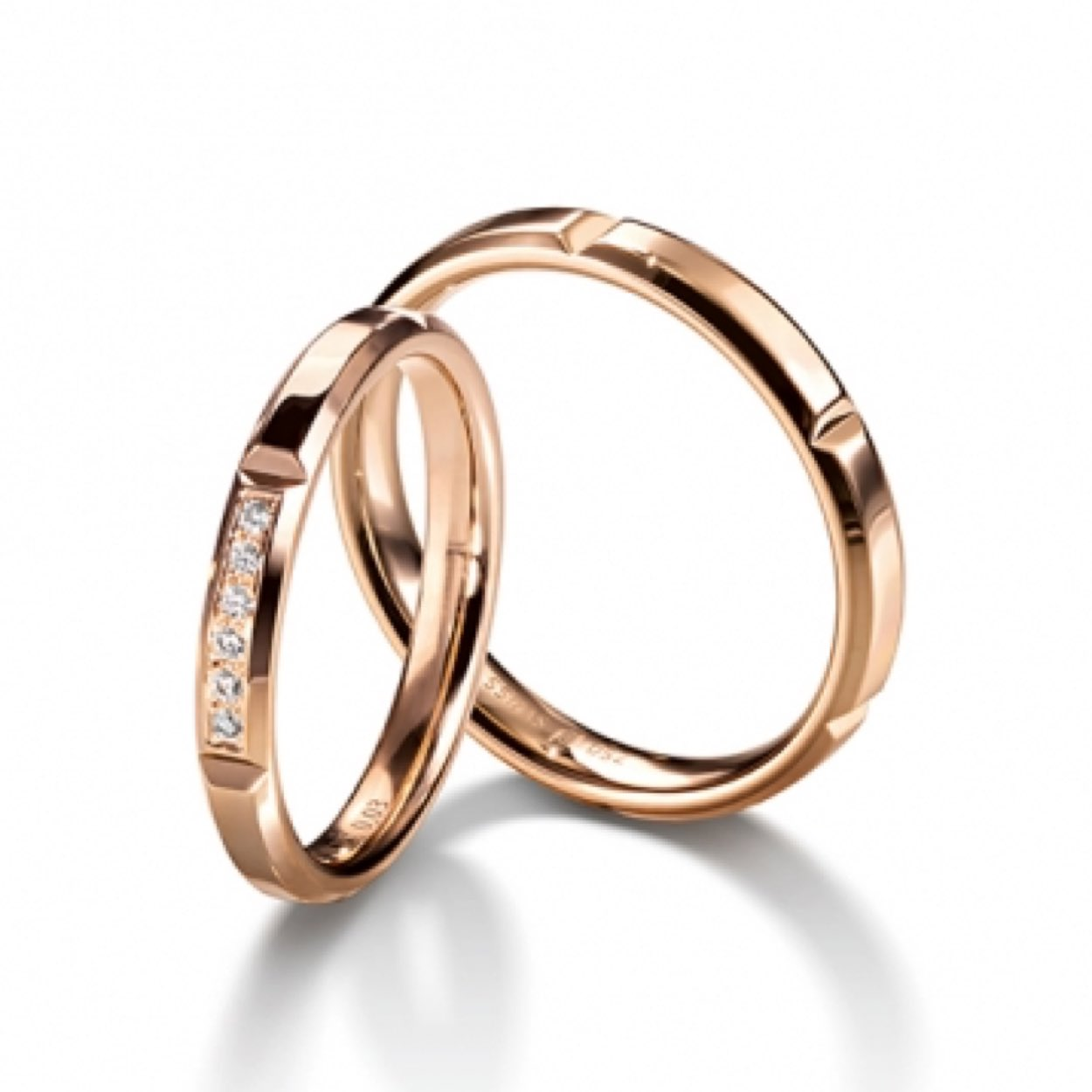 〈結婚指輪〉Chocolate