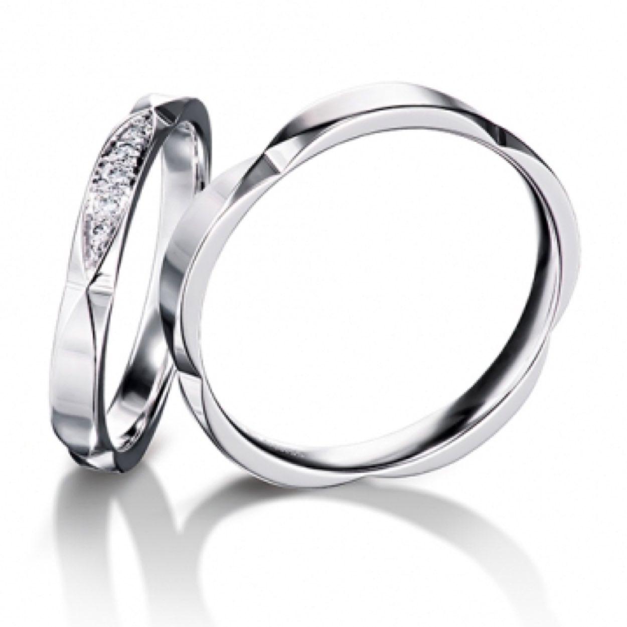 〈結婚指輪〉Sakura