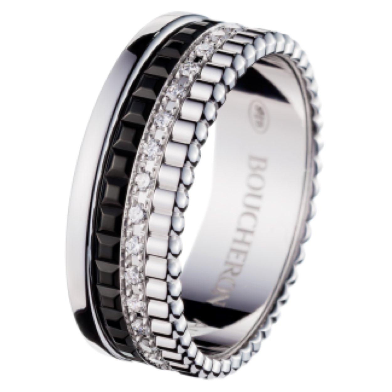 ブラックダイヤモンドリング